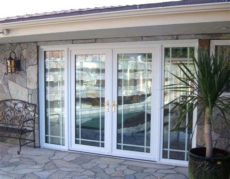 inspirations custom made patio doors with