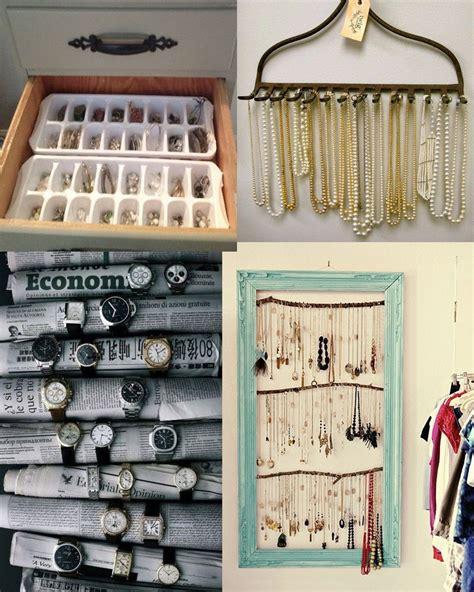 diy storage simple diy ideas for jewelry storage pinkixxjewelry