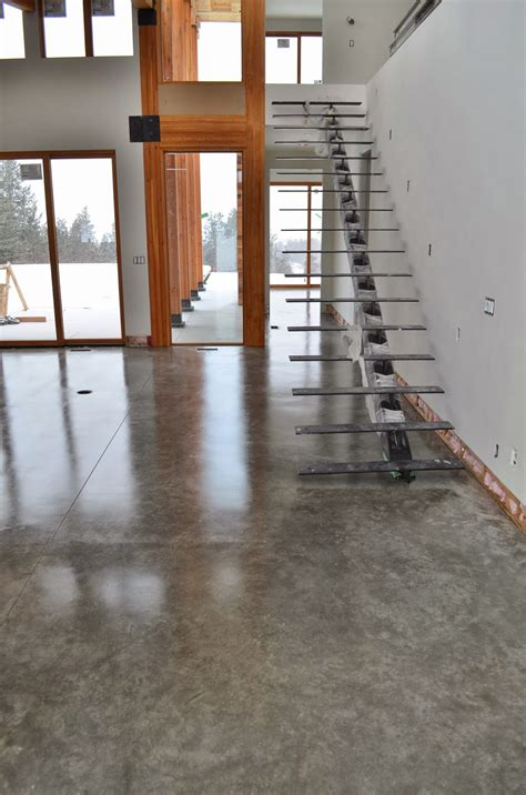 mode concrete concrete floors look amazing in