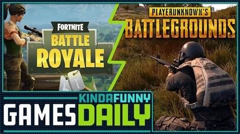 fortnite vs cod pubg vs fortnite kinda daily 09 22 17