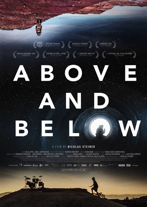 above and below movie above and below cineman