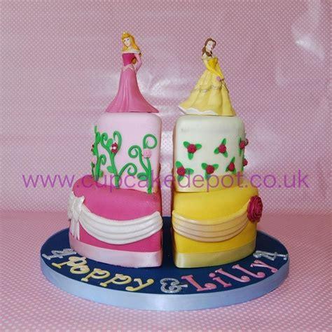 split cakes split princess cake for my 4th birthday 4th