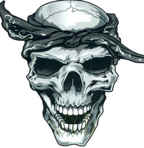 skull bandana tattoo designs skull with bandana skulls skeletons