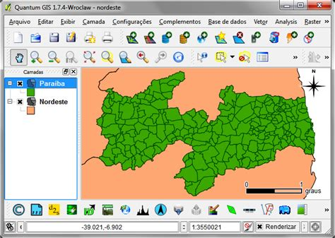 tutorial para usar qgis qgis plugin import layers from project anderson medeiros