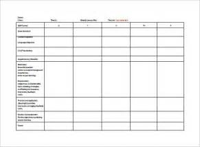 activity lesson plan template free lesson plan template digg3