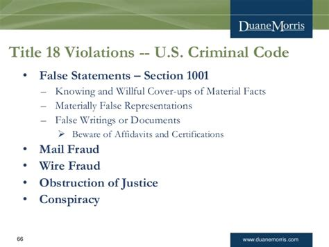 Us Code Title 18 Section 1001 28 Images Us Criminal