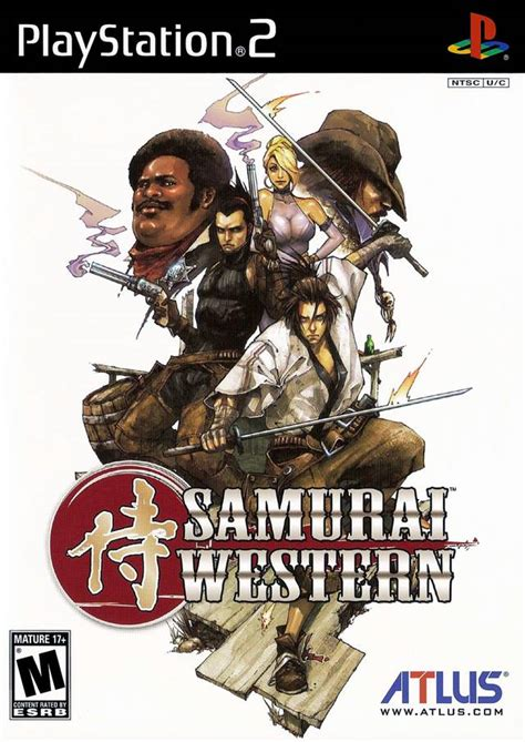 film ninja western samurai western sony playstation 2 game