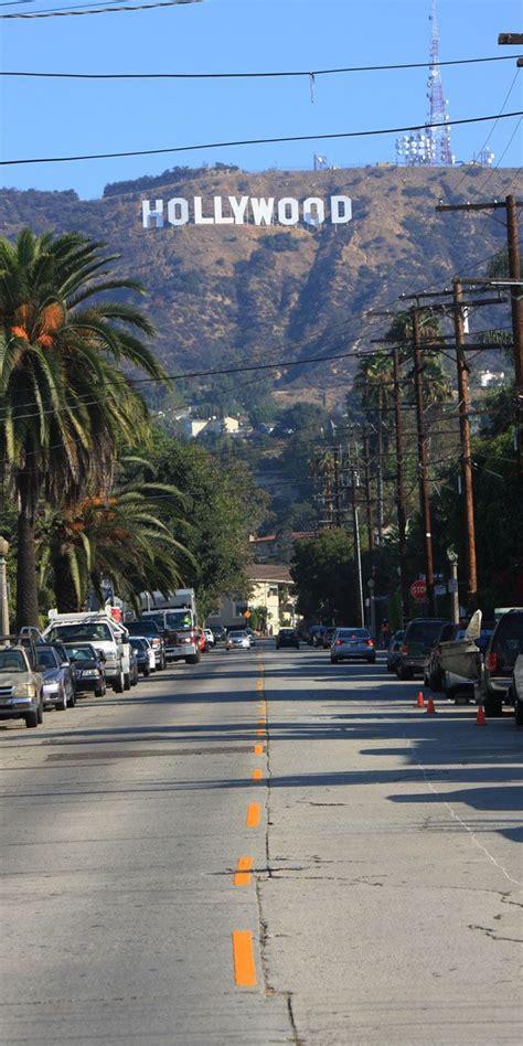 hollywood sign visit hollywood sign places i have been amerika reizen