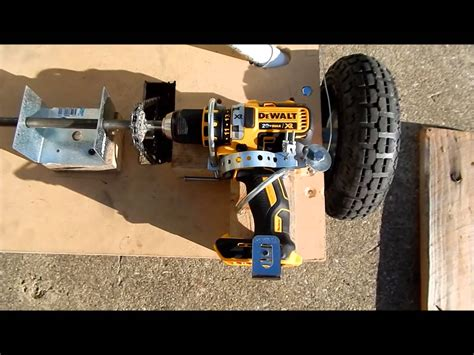 how to make a go kart motor here s how you can make a go kart using a drill machine