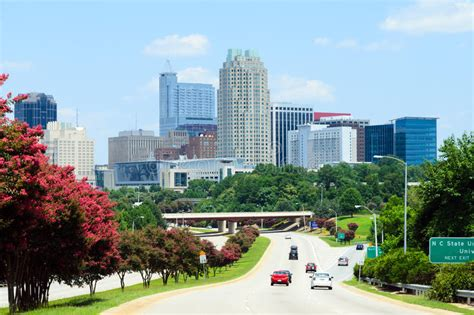 view on downtown raleigh nc stock photo image 57117563