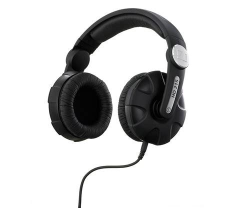Headphone Sennheiser Hd 215 sennheiser hd 215 ii dj headphones