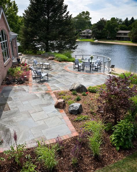 Patio Pavers Milwaukee Glendale Lakeside Oasis Contemporary Landscape