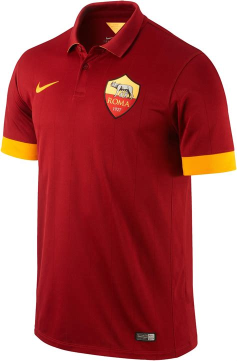 flagwigs italy as roma home and away jersey shirt kit