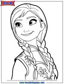 frozen coloring book portrait of coloring page h m coloring pages