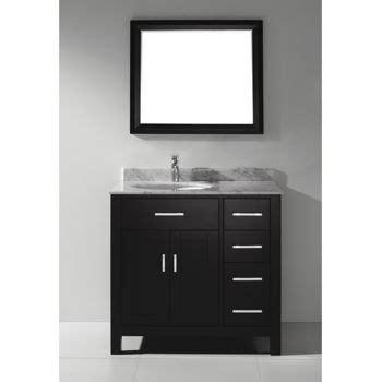 Bathroom Mirrors Ottawa by Studio Bathe Kalize 36 Vanity With Mirror Costco Ottawa