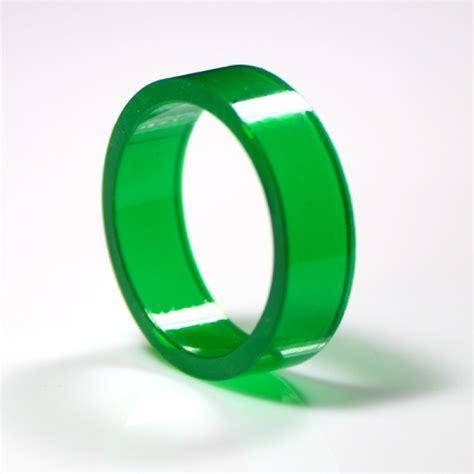 Rubber Green bands flipper rubber green green bands