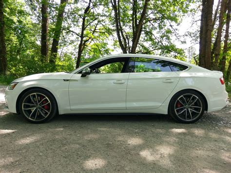 Wei Er Audi A5 by Audi S A5 And S5 Sportback A Performance Minded Detour