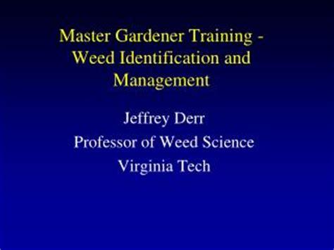 Master Gardener Certification by Ppt Management Powerpoint Presentation Id 158799