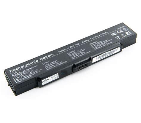 Baterai Sony Vgn S Series Vgp Bps2a Vgp Bps2c Vgp Bps2 4bbrhz Black lithium ion 6 cell laptop battery for sony vaio vgp bps2a