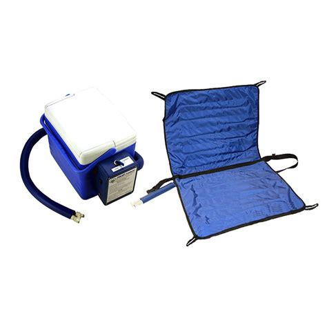 Cooling Chair by Cool Flow Seat Back Combination System Polar Products