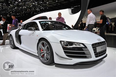 Audi I8 Price by Motor Show Audi R8gt