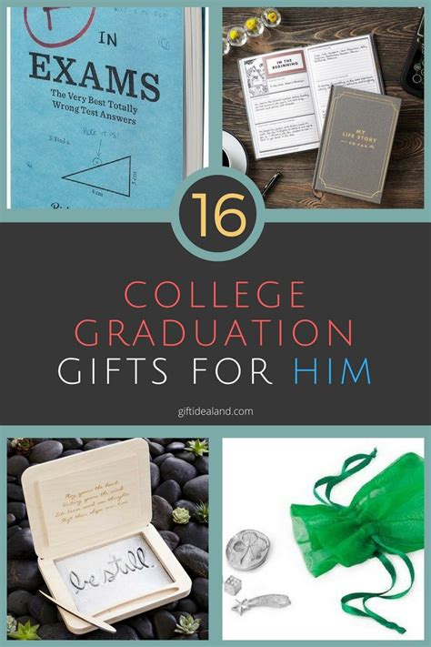 16 amazing college graduation gift ideas for him
