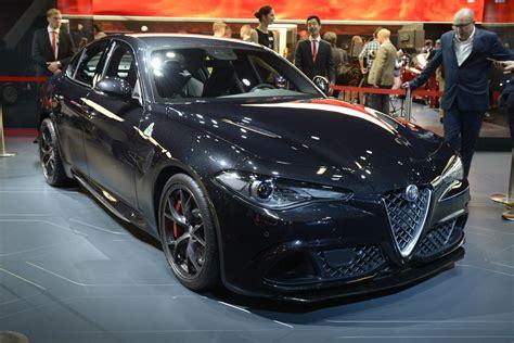 alfa romeo giulia qv world s fastest production sedan at