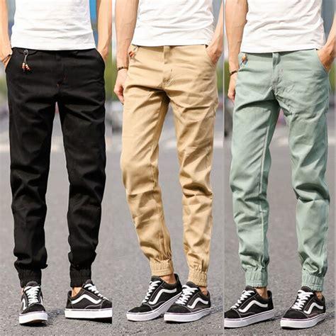 ramut pria hip hop negro 17 trend model celana jogger pria dan wanita masa kini 2018