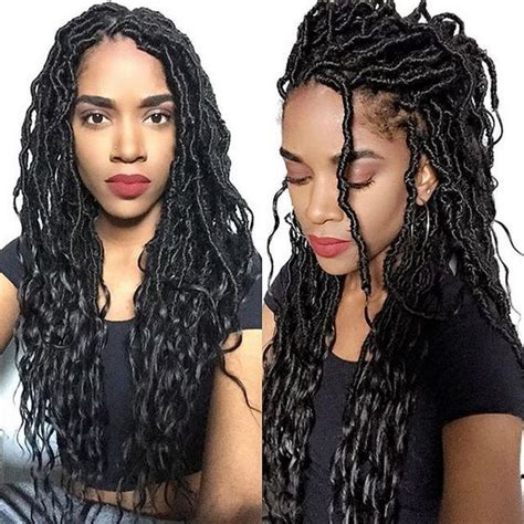 whats the diff btw box braids and regukar braids faux locs vs box braids which one will you choose