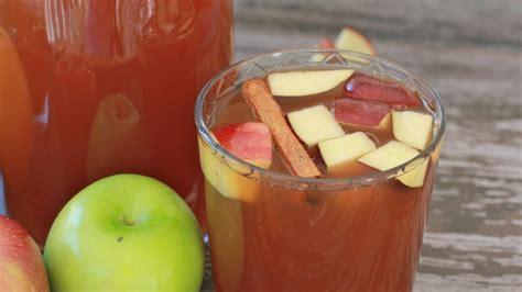 homemade apple cider recipe from scratch divas can cook