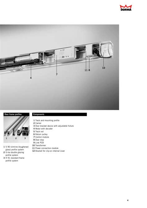 effect design bacau fisa tehnica sisteme de automatizare pentru usi glisante