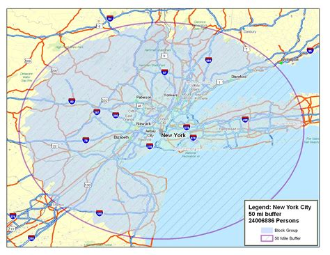 map radius 50 mile radius map my