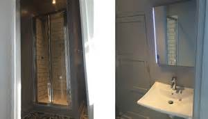 Bathroom Ideas For A Small Space by Shower Room Uk Propserve