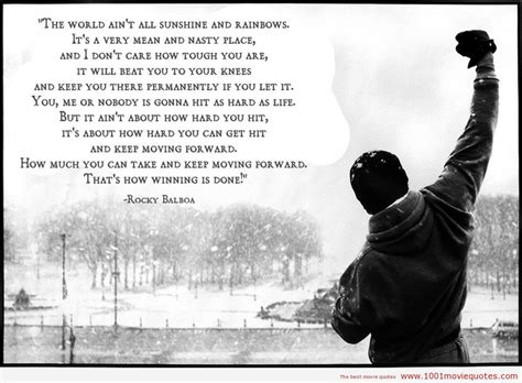 rocky balboa quotes rocky inspirational quote kenston high school