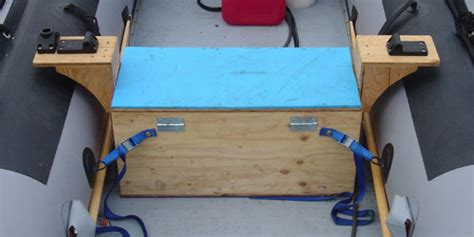 how to make boat seat frames inflatable boat seats check out my custom boat bench seat