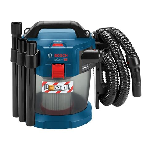 Vacuum Cleaner Bosch Gas 50 Berkualitas bosch gas 18 v 10 l professional cordless dust extractor only powertool world