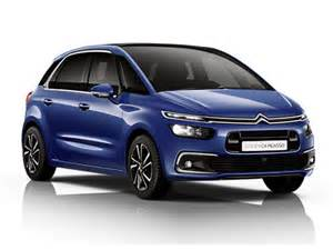 Upholstery Nottingham New Citroen C4 Picasso 1 6 Bluehdi Flair 5dr Diesel Estate