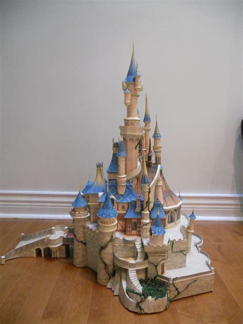 Sleeping Castle Papercraft - sleeping castle by wind0123 on deviantart