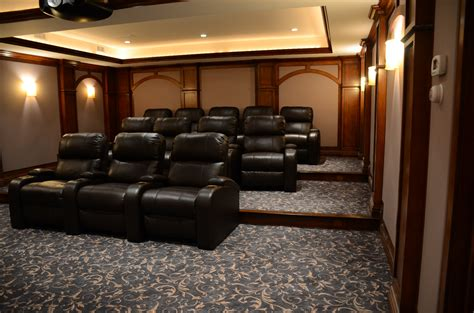 Home Theater Carpeting   Floor Town