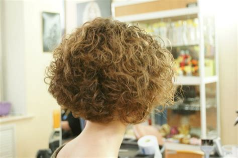 hair how to loosen perm short perm loose curl hair pinterest