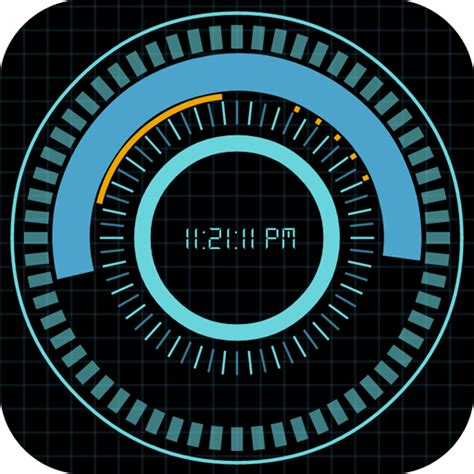 jarvis full version apk download animated digital clock free download install android