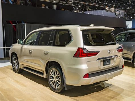 2019 Lexus Lx 570 by 2019 Lexus Lx 570 Price Review Specs 2019 2020 New
