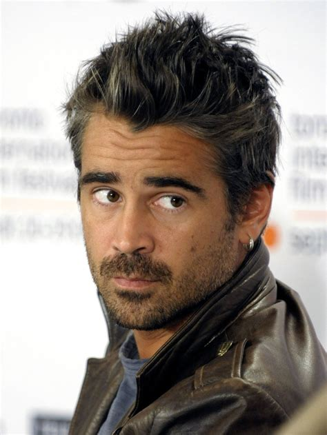 New From Farrell by S Former Bad Boy Colin Farrell Was Once Even