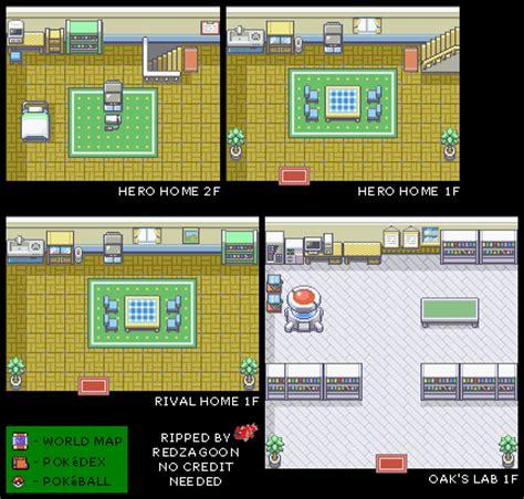 Game Boy Advance   Pokémon FireRed / LeafGreen   Pallet