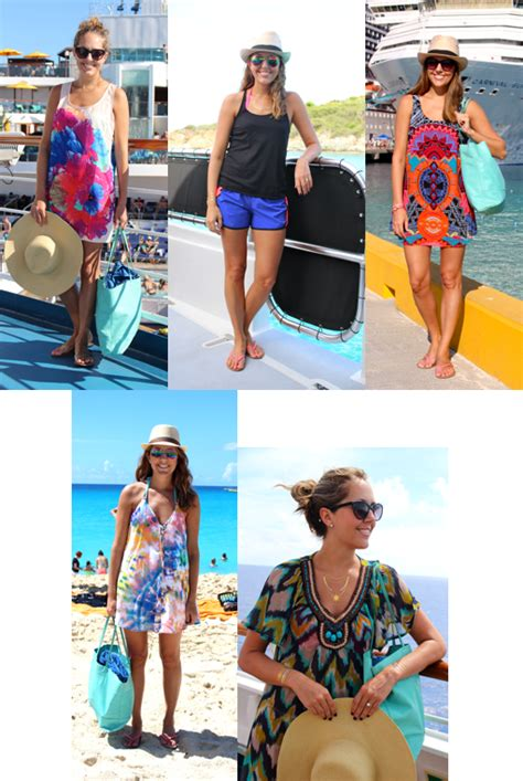 ladies caribbean cruise outfits how to pack for a cruise j s everyday fashion