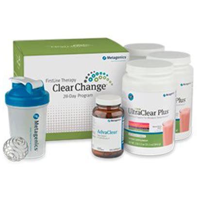 Metagenics 10 Day Detox Program by Metagenics Clear Change 28 Day Detox Program With