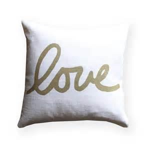 metallic gold and white throw pillow square pillow