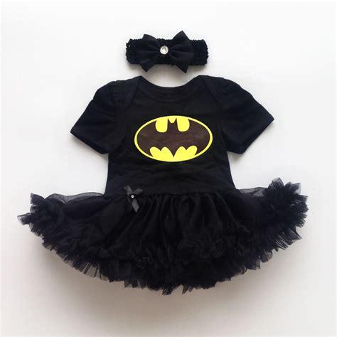 Romper Batman 1 Set newborn infant baby batman romper bodysuit dress clothes photo set ebay