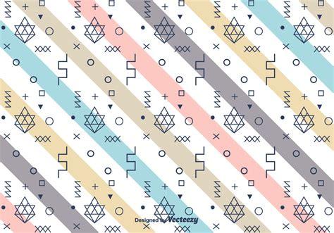 linear pattern of language linear geometric pattern download free vector art stock