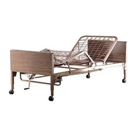 invacare hospital bed parts invacare semi electric single crank hi lo bed